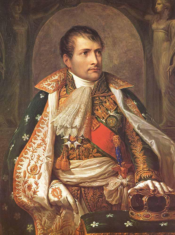 Andrea Appiani Napolyon Portresi
