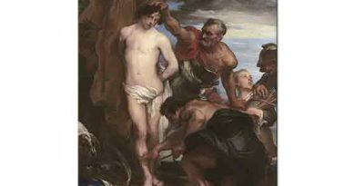 Sir Anthony Van Dyck, Aziz Sebastian