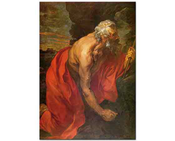 Sir Anthony Van Dyck, Hieronymus