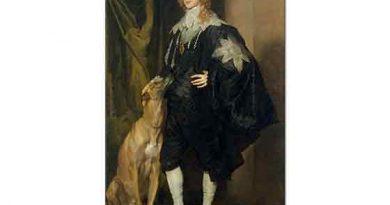 Sir Anthony Van Dyck, James Stuart
