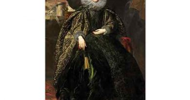 Sir Anthony Van Dyck, Markiz Balbi'nin Portresi
