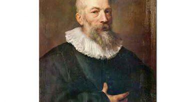 Sir Anthony Van Dyck, Sanatçı Marten Pepijn'nin Portresi
