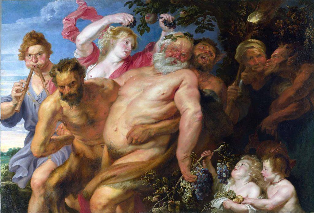 Sir Anthony Van Dyck, Silen'in Zaferi