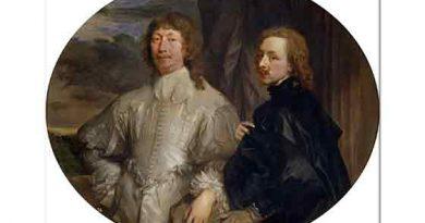 Sir Anthony Van Dyck, Sir Endymion Porter ve Sanatçı