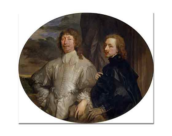Sir Anthony Van Dyck, Sir Endymion Porter ve Sanatçı
