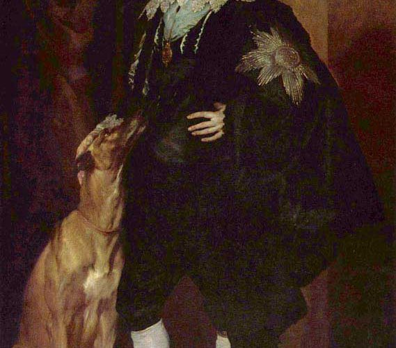 Sir Anthony Van Dyck James Stuart