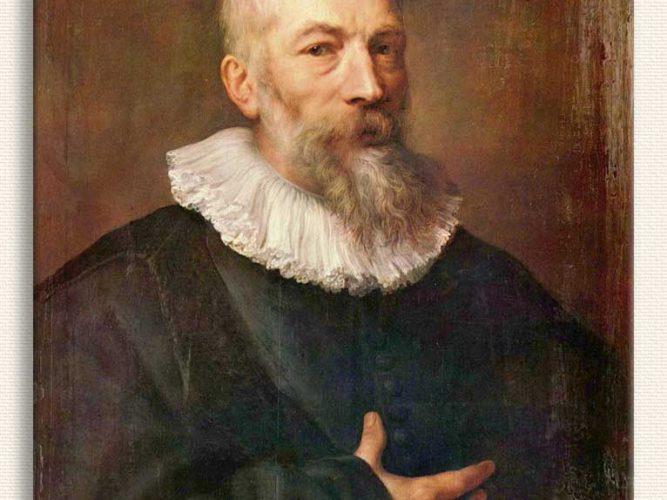 Sir Anthony Van Dyck Sanatçı Marten Pepijn'nin Portresi