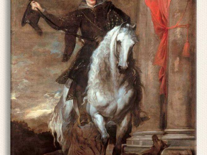Sir Anthony Van Dyck Marki Antonio Giulio Brignole