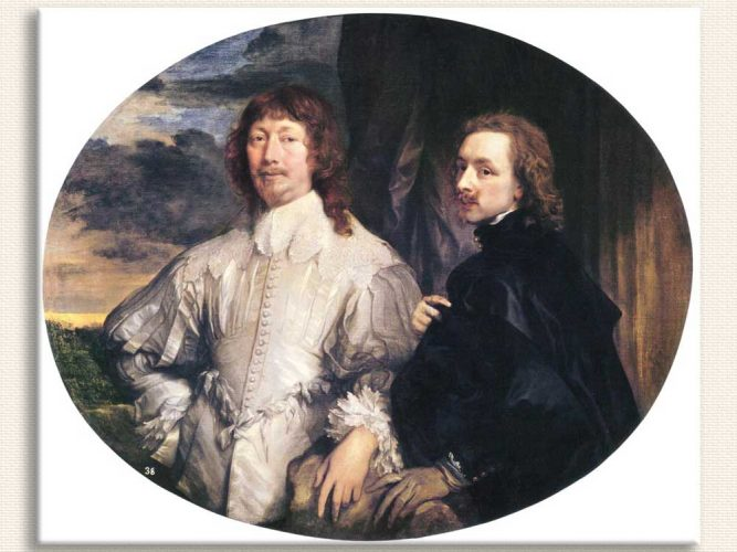 Sir Anthony Van Dyck Sir Endymion Porter ve Sanatçı