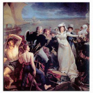 Antoine Jean Gros Düşes Angoulome
