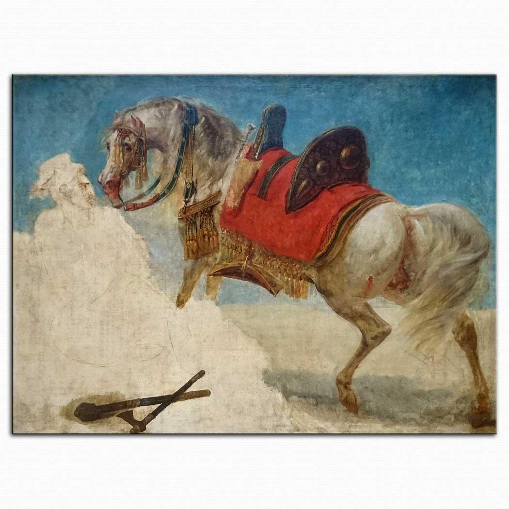 Antoine Jean Gros Mustafa Paşa'nın Atı
