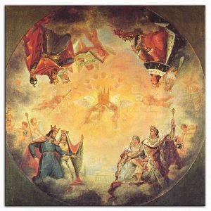 Antoine Jean Gros Pantheon için Etüd