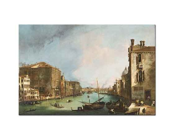 Antonio Canaletto Grand Kanal
