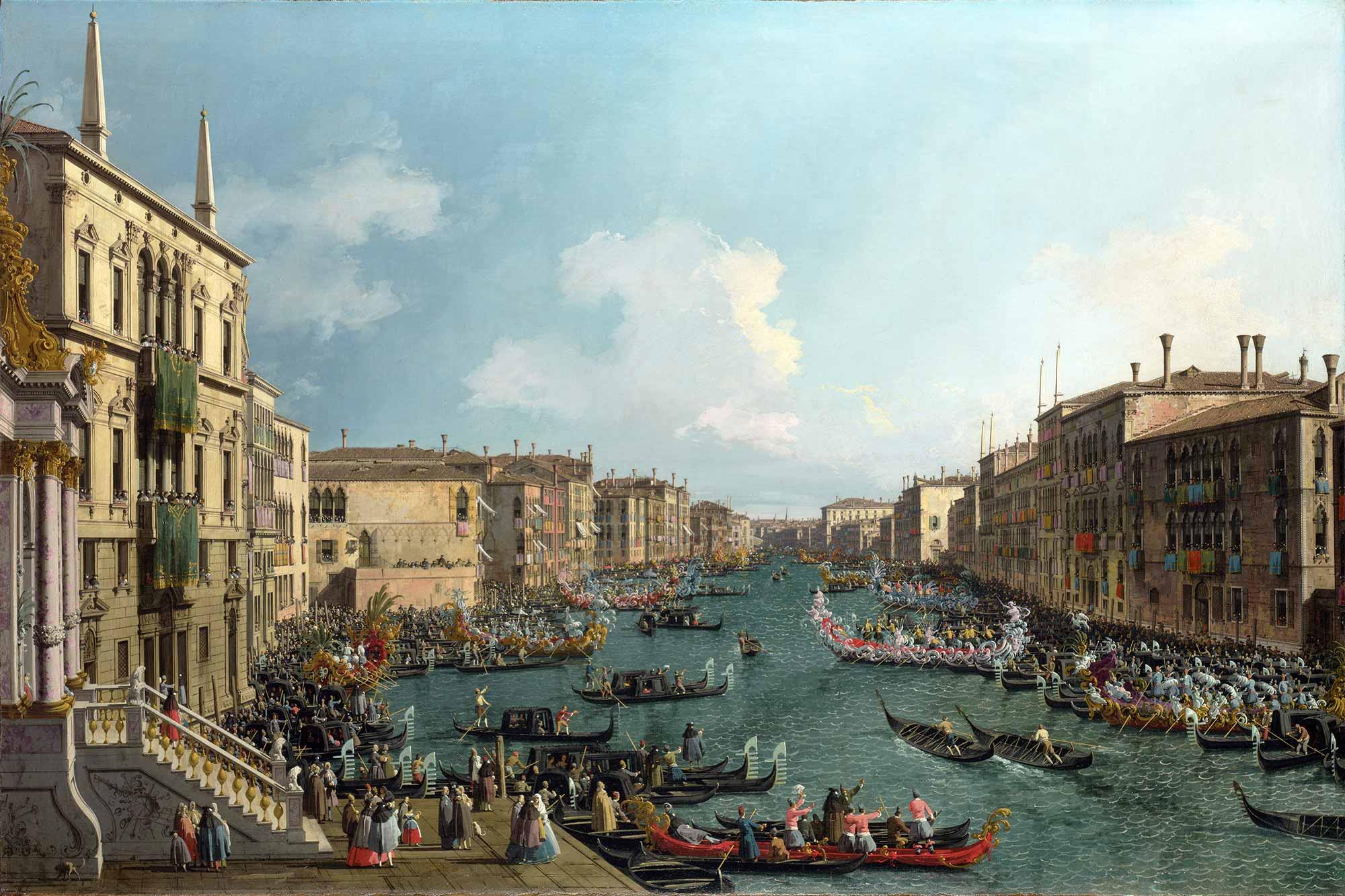 Antonio Canaletto Regetta
