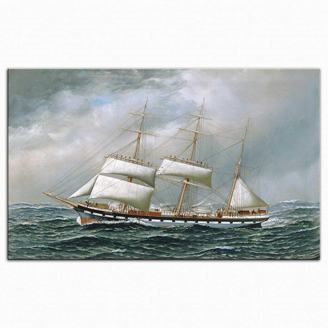 Antonio Jacobsen Norveç Gemisi