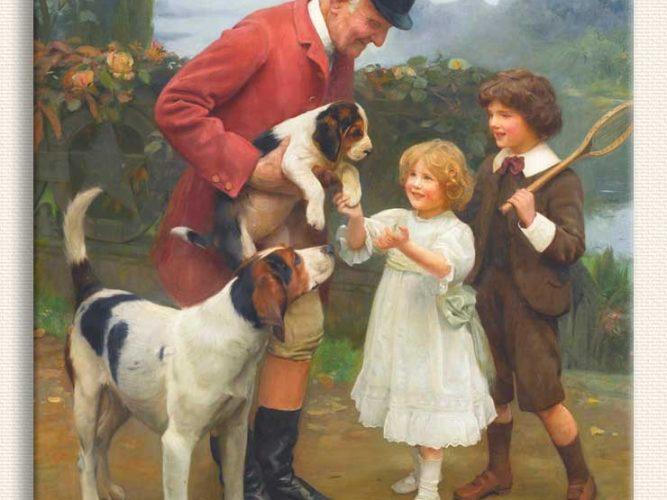 Arthur John Elsley Avcının Köpekleri