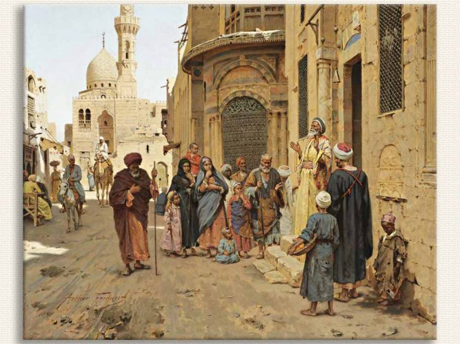 Arthur von Ferraris Mazlum Tabaka Kahire