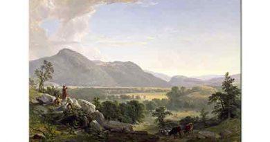 Asher Durand, Dover Arazisi New York