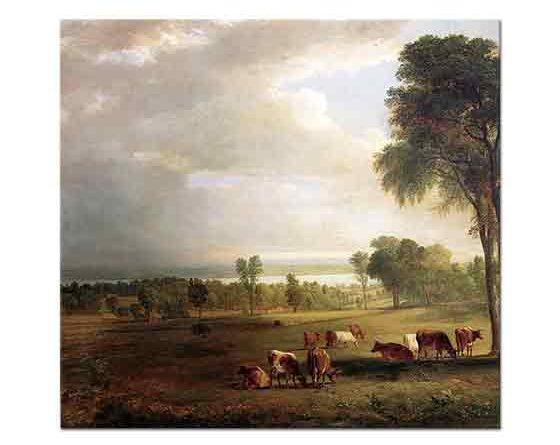 Asher Durand, Yaklaşan Fırtına