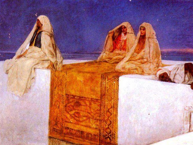 Benjamin Constant Arap Geceleri