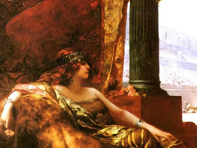 Benjamin Constant Imparatoriçe Theodora