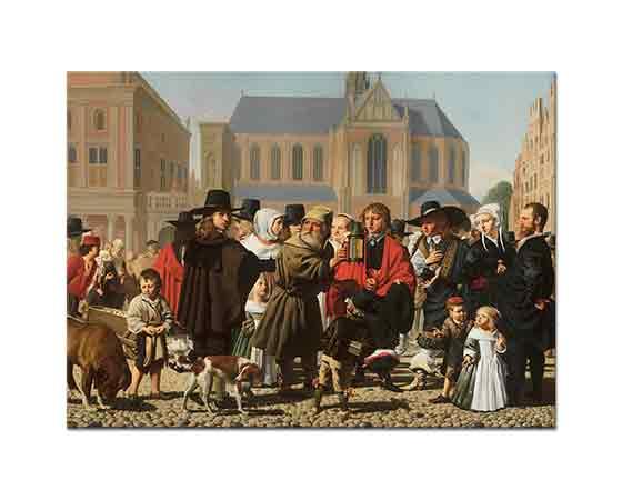 Caesar van Everdingen Diyojen'in insan Arayışı