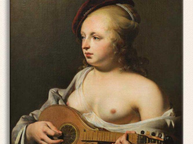 Caesar van Everdingen Müzisyen