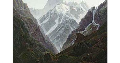 Carl Gustav Carus Dağlar