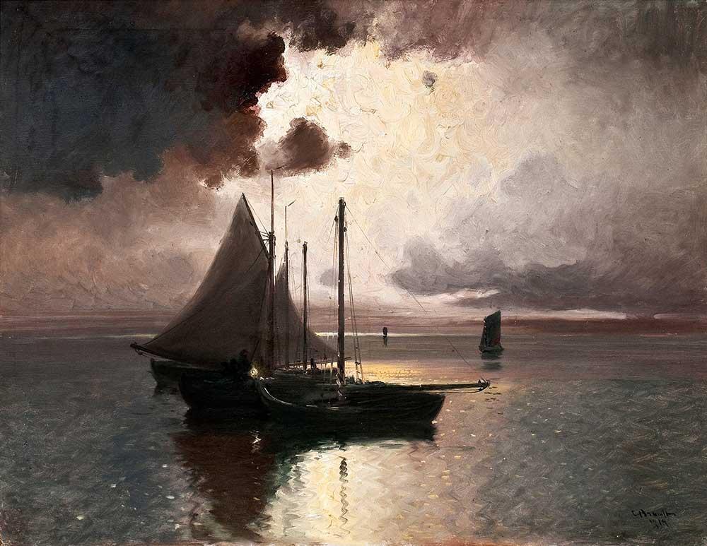Carl Brandt Fırtına Sonrası
