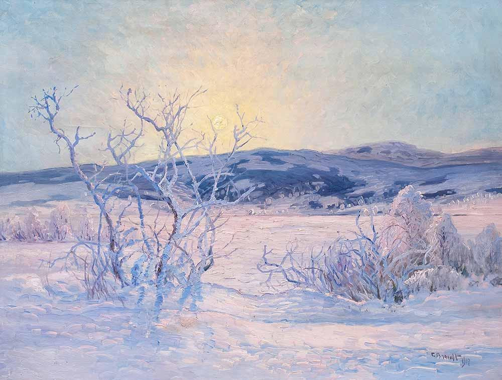 Carl Brandt Bir Kış Günü