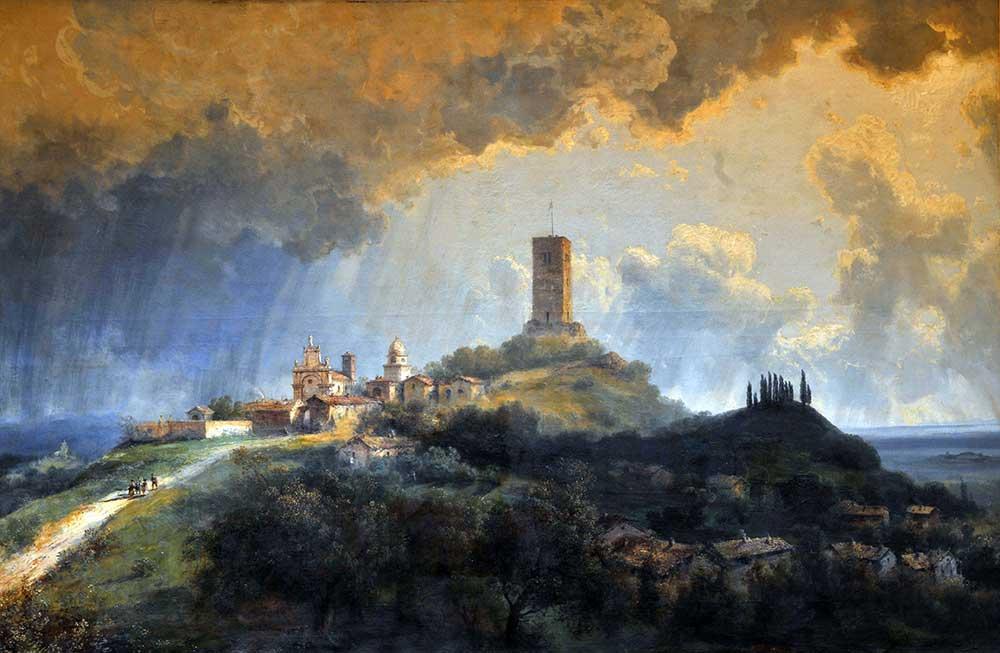 Carlo Bossoli Provincia di Mantova