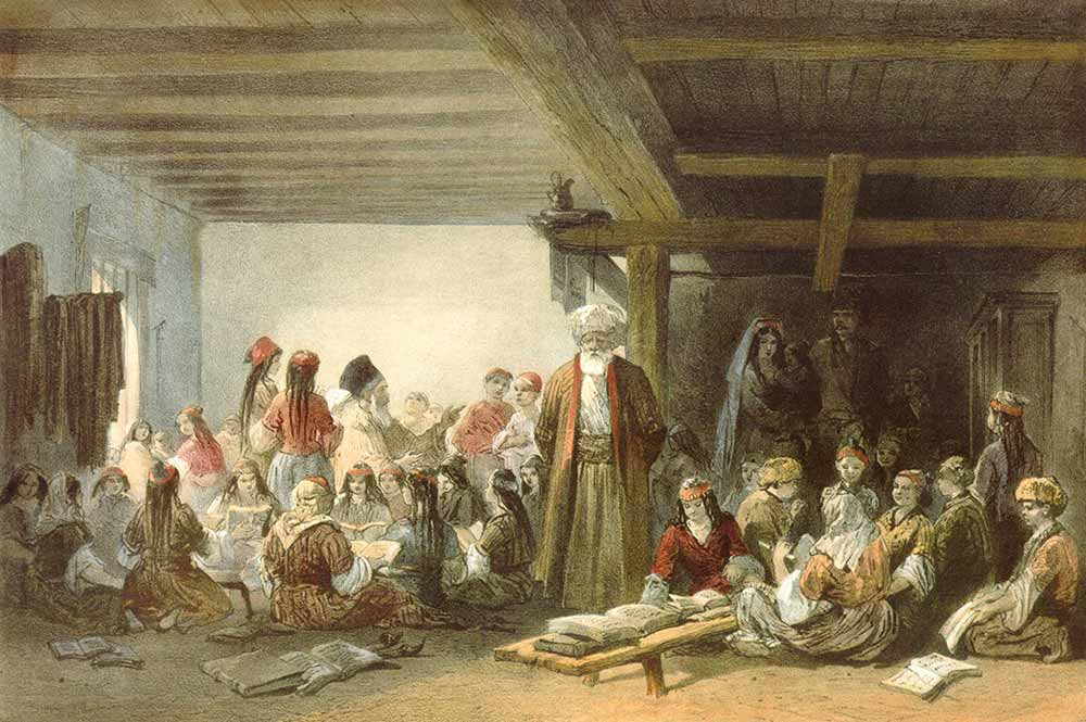 Carlo Bossoli Tatar Okulu