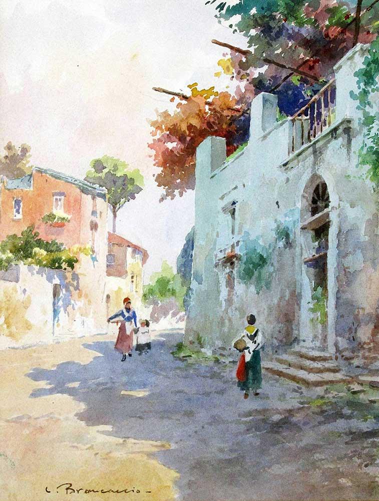 Carlo Brancaccio Sokakta