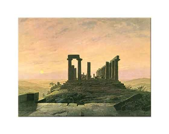 Caspar David Friedrich Harabe