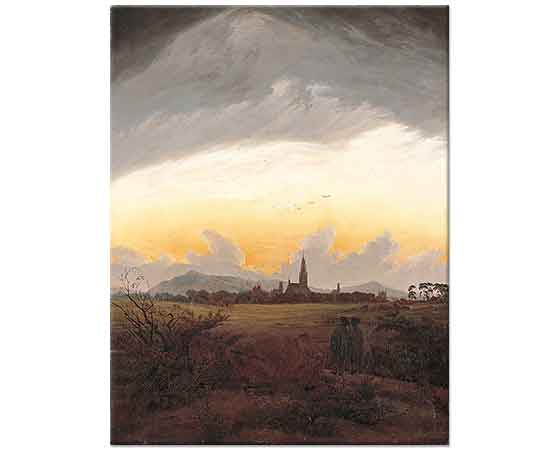 Caspar David Friedrich Neubrandenburg