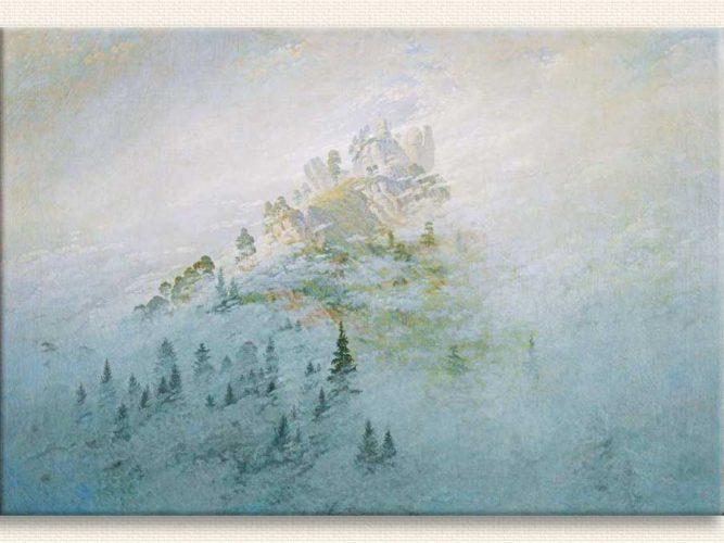 Caspar David Friedrich Zirve tablosu