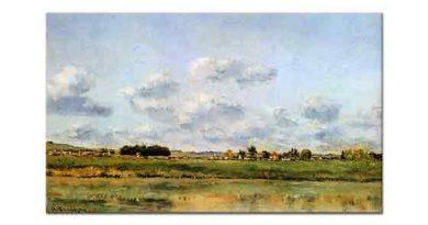 Charles Francois Daubigny Oise Kıyıları