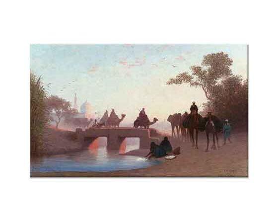 Charles Theodore Frere Kahire'ye Dönüş
