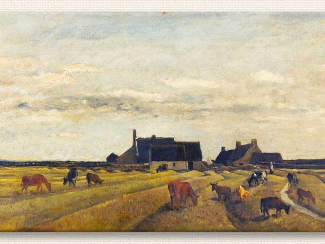 Charles Francois Daubigny Kerity Çiftliği, İngiltere