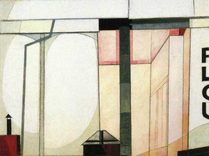 Charles Demuth Nospmas tablosu