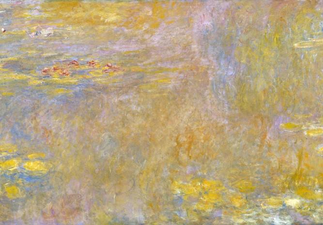 Claude Monet Nilüferler