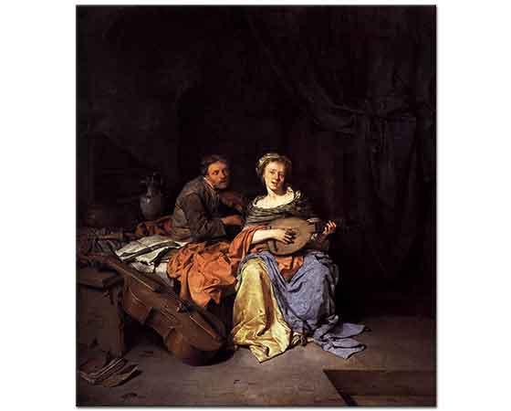 Cornelis Bega Düet