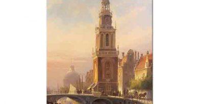 Cornelis Christiaan Dommersen Amsterdam