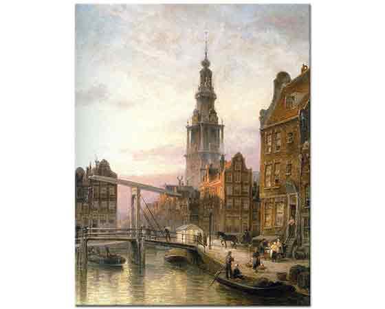 Cornelis Christiaan Dommersen Kent Kesitleri