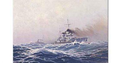 Diyarbakırlı Tahsin Deniz ve Savaş Gemisi