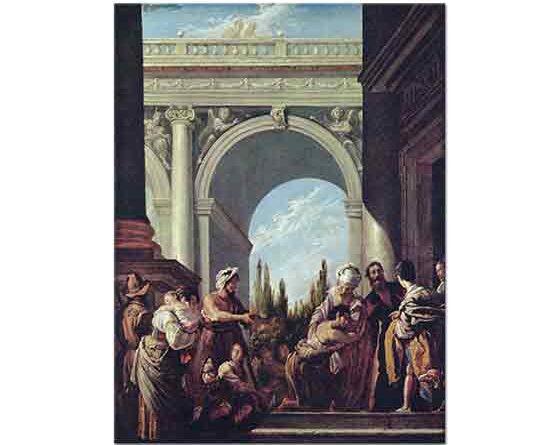 Domenico Fetti Müsrif Çocuk Hikayesinden - Parable of the Prodigal Son