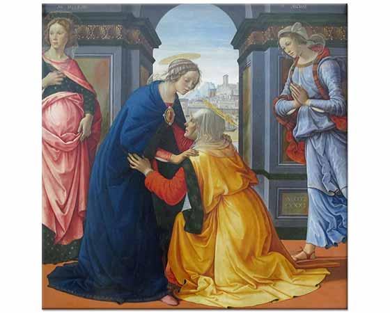 Domenico Ghirlandaio Ziyaret