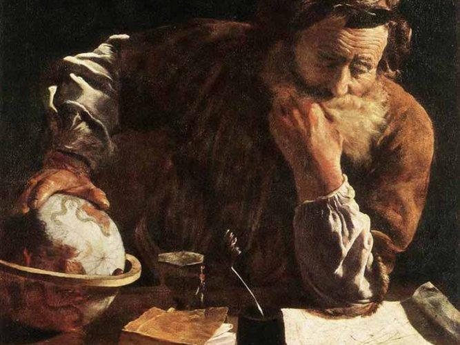 Domenico Fetti Alim Portresi tablosu