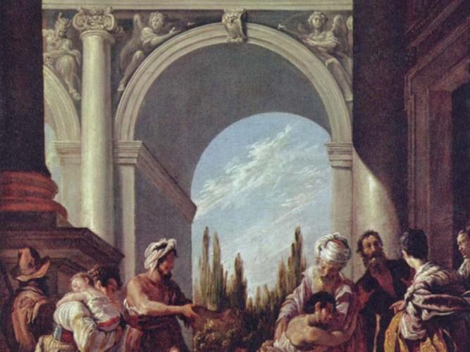 Domenico Fetti Kayıp Çocuk Hikayesinden
