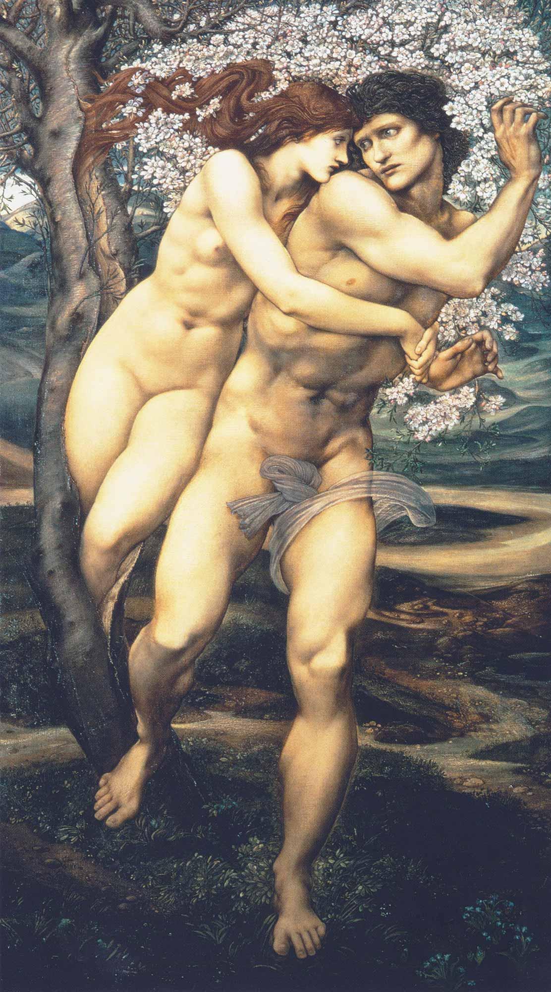 Edward Burne Jones Af Ağacı